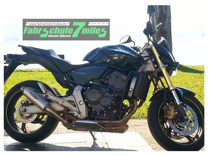 Honda CB 600 A FS